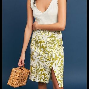 Daintree Pencil Skirt from Anthropologie by Maeve
